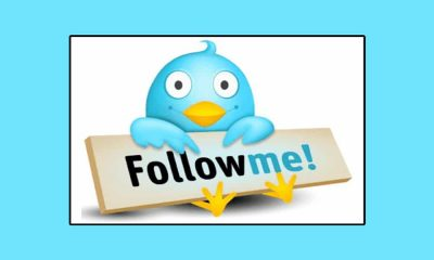 How To Add Twitter Follow Button On Website