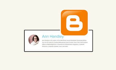 How To Show Author Profile Below Posts On Blogger