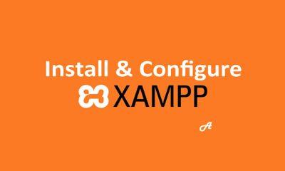 How To Install & Configure XAMPP On Windows 10