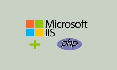 Install PHP On IIS In Windows 10