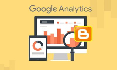 How To Find & Add Analytics Web Property ID On Blogger