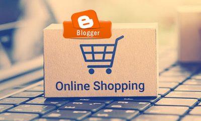 Best Responsive eCommerce Blogger Templates