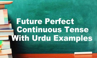 Future Perfect Continuous Tense With Urdu/English Examples, Formula & Structure