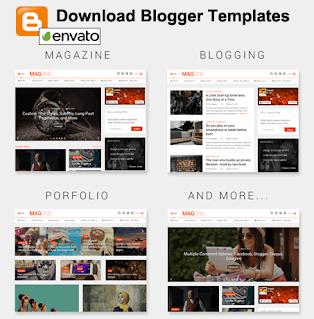 Blogger/Blogspot latest Templates