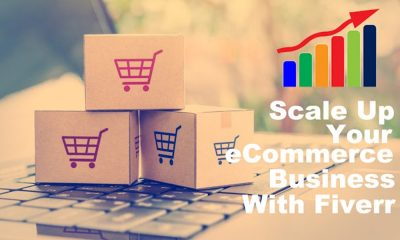 How Fiverr Can Help Scaling Up Your eCommerce Business