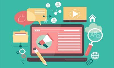 Responsive Blogger Templates For Portfolio, Agency, CV, Company
