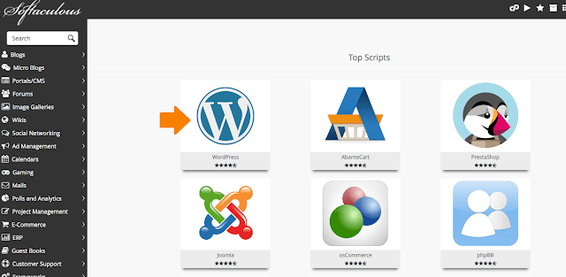 How To Start A WordPress Blog | Install WordPress on Hostgator 3