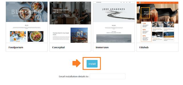 How To Start A WordPress Blog | Install WordPress on Hostgator 10