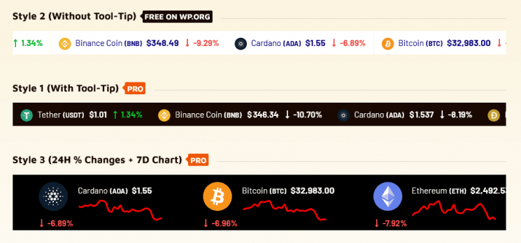 Best cryptocurrency plugin 1