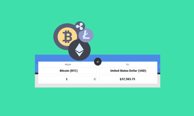 PHP Script For Crypto Currency Conversion Calculator