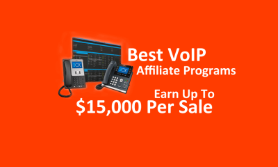 Best VOIP Affiliate Programs