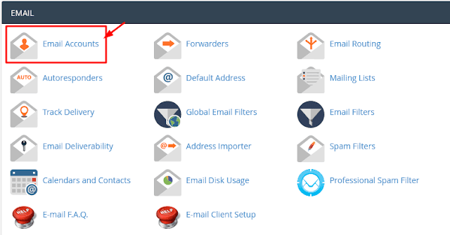 How To Create Email Account On Namecheap cPanel 2