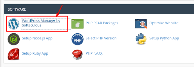 Install WordPress In Namecheap Using Softaculous 2