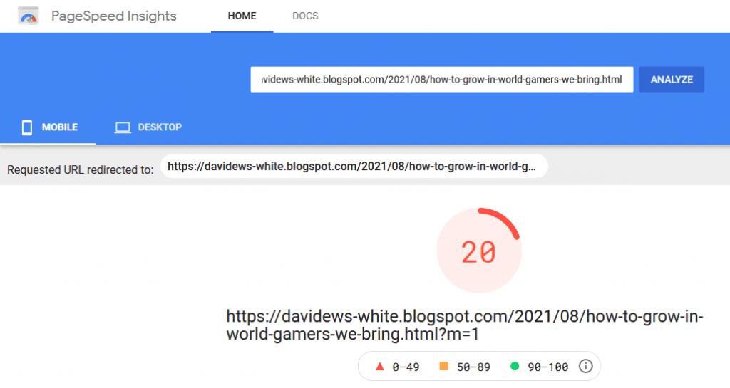 Davidews – Unique Video responsive Blogger Template 3