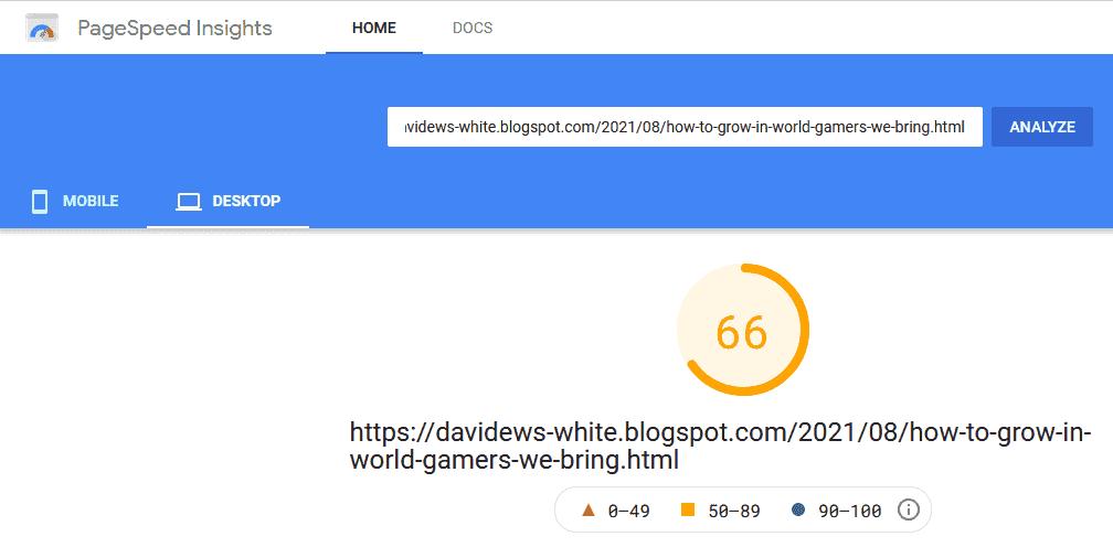 Davidews – Unique Video responsive Blogger Template 4