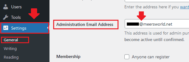 How To Get Email Notification On WordPress Comments 1