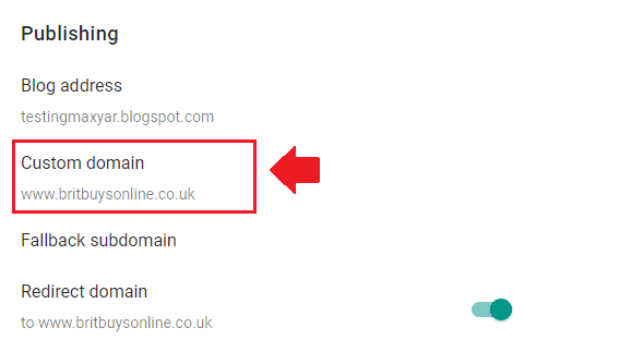Migrate Custom Domain Blogger Blog To WordPress 6