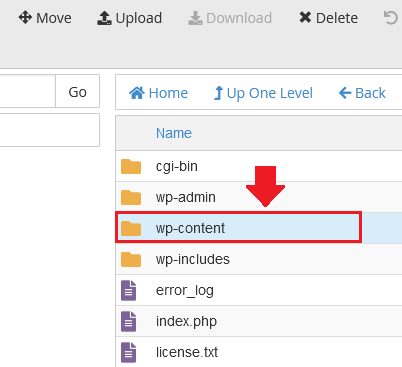 Remove Missing A Temporary Folder Error In WordPress 9