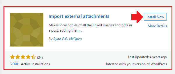 How To Import Blogger Images To WordPress Completely 3