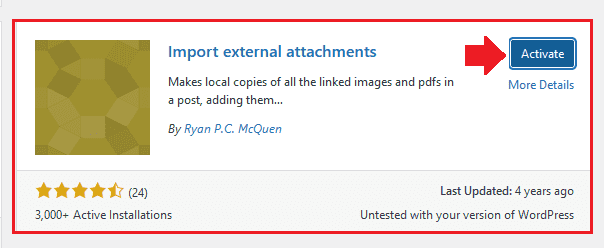 How To Import Blogger Images To WordPress Completely 4