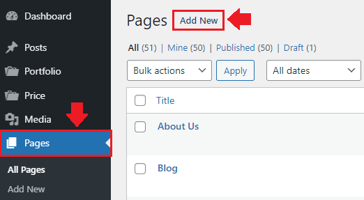 Add Contact Form In Contact Us Page In WordPress 12