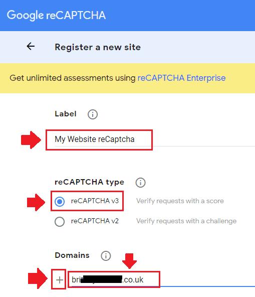 Integrate reCAPTCHA In Contact Form 7 1