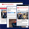 Newspaper, Classic News & Magazine Blogger Template featured image